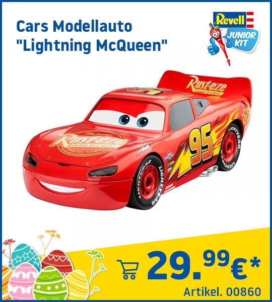 Revell Junior Kit Cars Modellauto Lightning McQueen classic 00860